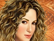 Jogo  Shakira Make Up